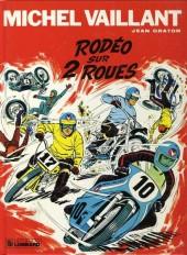 Michel Vaillant -20f1983- Rodéo sur 2 roues