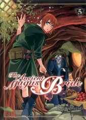 Ancient Magus Bride (The) -5- Tome 5