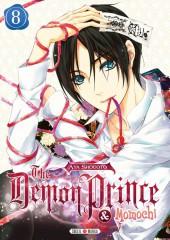 Demon Prince & Momochi (The) -8- Tome 8