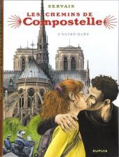 Les chemins de Compostelle -3TT- Notre dame