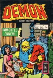 Démon (1re Série - Arédit - Comics Pocket) -7- Immortel ennemi
