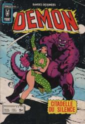 Démon (1re Série - Arédit - Comics Pocket) -8- Citadelle du silence