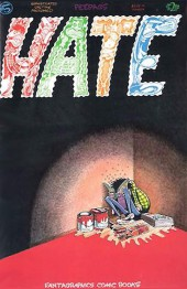 Hate (1990) -5- Guys, Gals, Gays...and Buddy Bradley