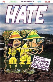 Hate (1990) -6- Valerie's parents