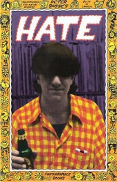 Hate (1990) -10- The Nut