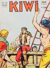 Kiwi -76- Le petit trappeur