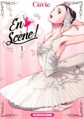 En Scène ! (Cuvie) -1- Volume 1