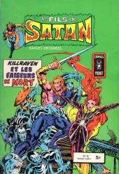 Le fils de Satan -18- Killraven et les faiseurs de mort