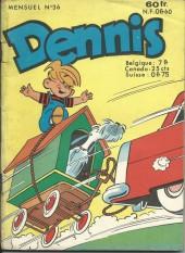 Dennis -36- Ici, pas d'enfants !
