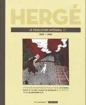 Hergé - Le Feuilleton intégral -7- 1937 - 1939