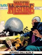 Martin Mystère (detective dell'impossibile) -25b- Ritorno dall'aldilà