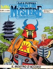 Martin Mystère (detective dell'impossibile) -26b- Il mostro d'acciaio