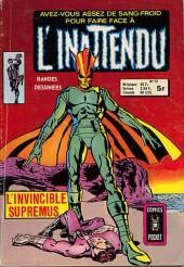 L'inattendu (Arédit) -13- L'invincible Supremus