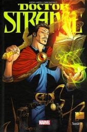 Doctor Strange -1- Les Voies de l'étrange