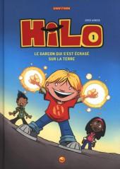 Hilo -1- Le garçon qui s'est écrasé sur la terre