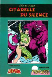 Psychose (Collection) -8- Citadelle du silence (Démon)