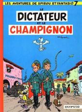 Spirou et Fantasio -7f88- Le dictateur et le champignon