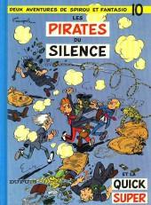 Spirou et Fantasio -10e89- Les pirates du silence