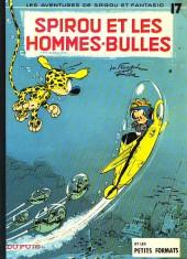 Spirou et Fantasio -17e89- Spirou et les hommes-bulles
