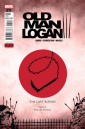 Old Man Logan (2016) -11- The Last Ronin Part 3: The Art of War