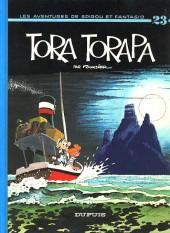 Spirou et Fantasio -23d89- Tora torapa