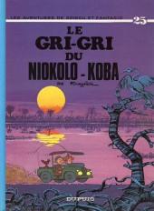 Spirou et Fantasio -25d90- Le gri-gri du niokolo-koba