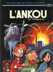 Spirou et Fantasio -27d91- L'ankou