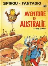 Spirou et Fantasio -34b91- Aventure en australie