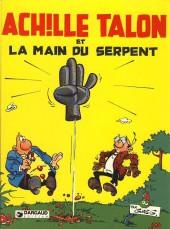 Achille Talon -23a80- Achille talon et la main du serpent