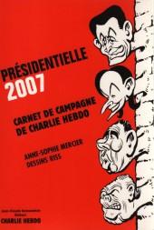 Charlie Hebdo - Présidentielle 2007