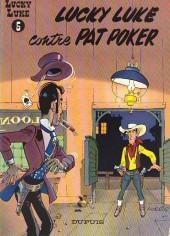 Lucky Luke -5b86- Lucky luke contre pat poker