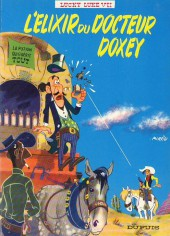 Lucky Luke -7b86- L'élixir du docteur doxey