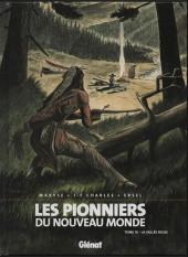Les pionniers du Nouveau Monde -16a2010- La vallée bleue