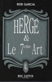 (AUT) Hergé -119a- Hergé & Le 7ème Art