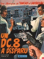 Tanguy et Laverdure -18b1988- Un DC-8 a disparu