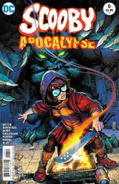 Scooby Apocalypse (2016) -6- The Secret History Of Velma Dinkley