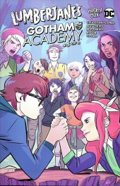 Lumberjanes/Gotham Academy (2016) -5- Lumberjanes / Gotham Academy Part 5 of 6