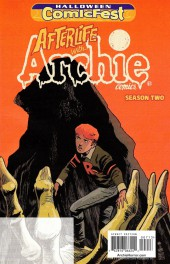 Afterlife with Archie Comics -1- Betty : R.I.P.