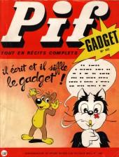 Pif (Gadget) -102- Il écrit et il siffle le gadget !