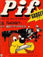 Pif (Gadget) -103- Un Harmonica