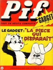 Pif (Gadget) -105- La pièce qui disparaît