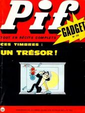 Pif (Gadget) -115- Ces timbres : un trésor !