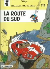 Benoît Brisefer -10b2001- La route du Sud