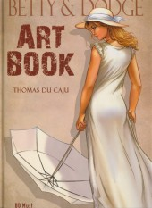 Betty & Dodge -HS3a- Art Book