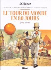 Les grands Classiques de la littérature en bande dessinée -1- Le tour du monde en 80 jours