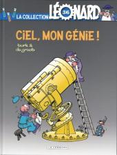 Léonard - La Collection (Prisma Media) -3620- Ciel, mon génie !