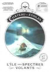 Le château des étoiles -7ES- L'Île des spectres volants