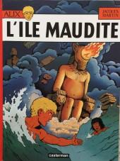 Alix -3d2004- L'île maudite