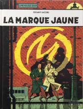 Blake et Mortimer (Les Aventures de) -6b1993a- La Marque Jaune
