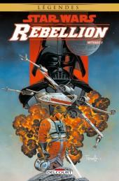 Star Wars - Rébellion -INT01- Intégrale I